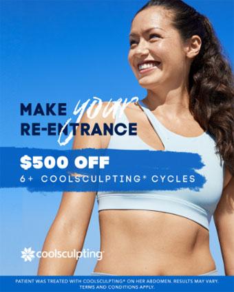 $500 Off Coolsculpting Deal